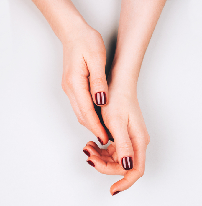 zdravé a silné nechty
